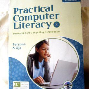 Practical Computer Literacy ,  Parsons & Oja